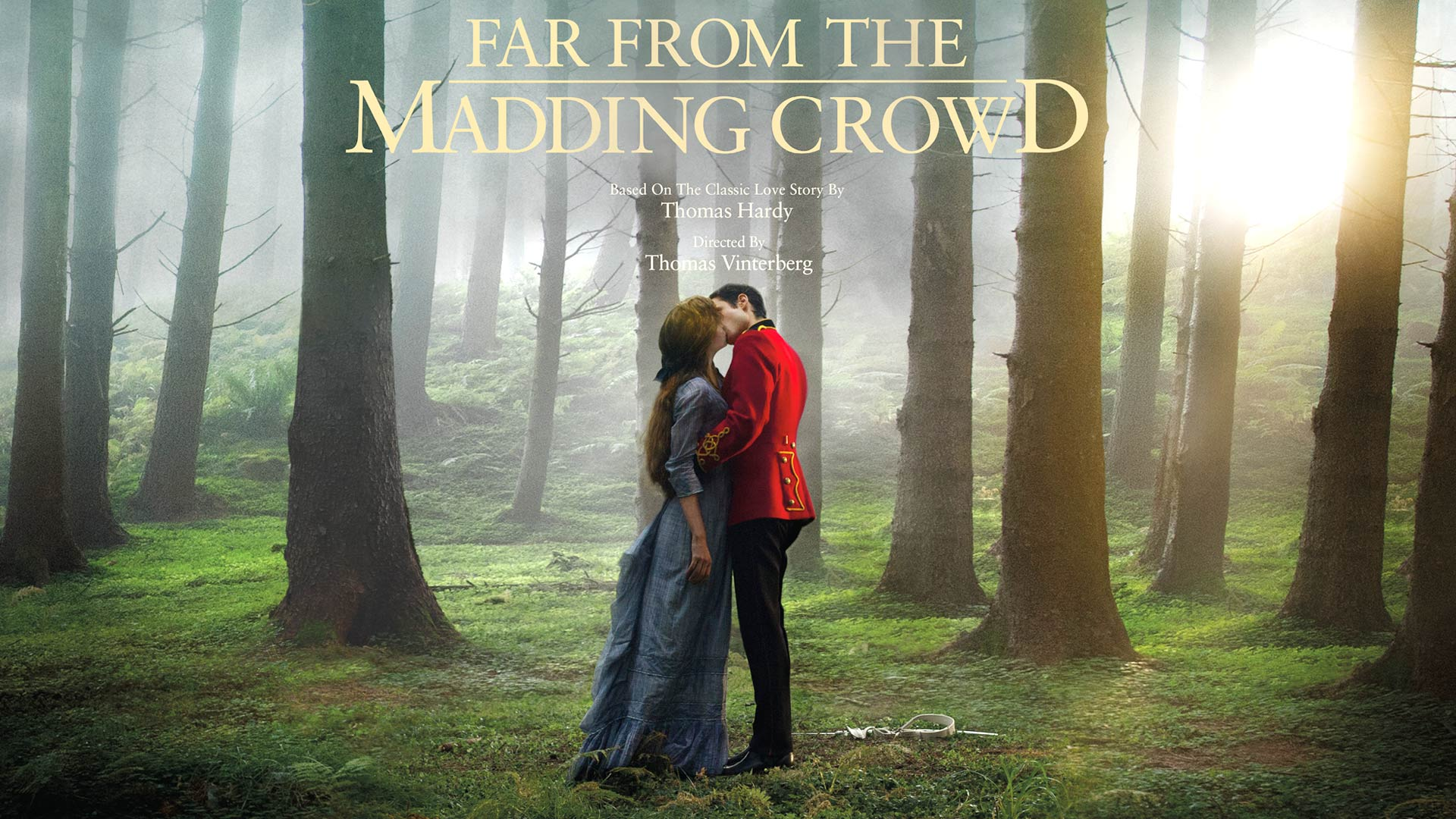 an introduction to far from the madding crowd 'far from the madding crowd' is set in the early 19th century where women evidently had an inferior status compared to men, and were frequently limited on what.