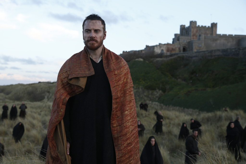 Stills from the film 'Macbeth' 2014. Directed by Justin Kurzel, DoP Adam Arkapaw. Produced by Iain Canning, Laura Hastings-Smith & Emile Sherman Unit stills Photography by Jonathan Olley Shoot-Day/18