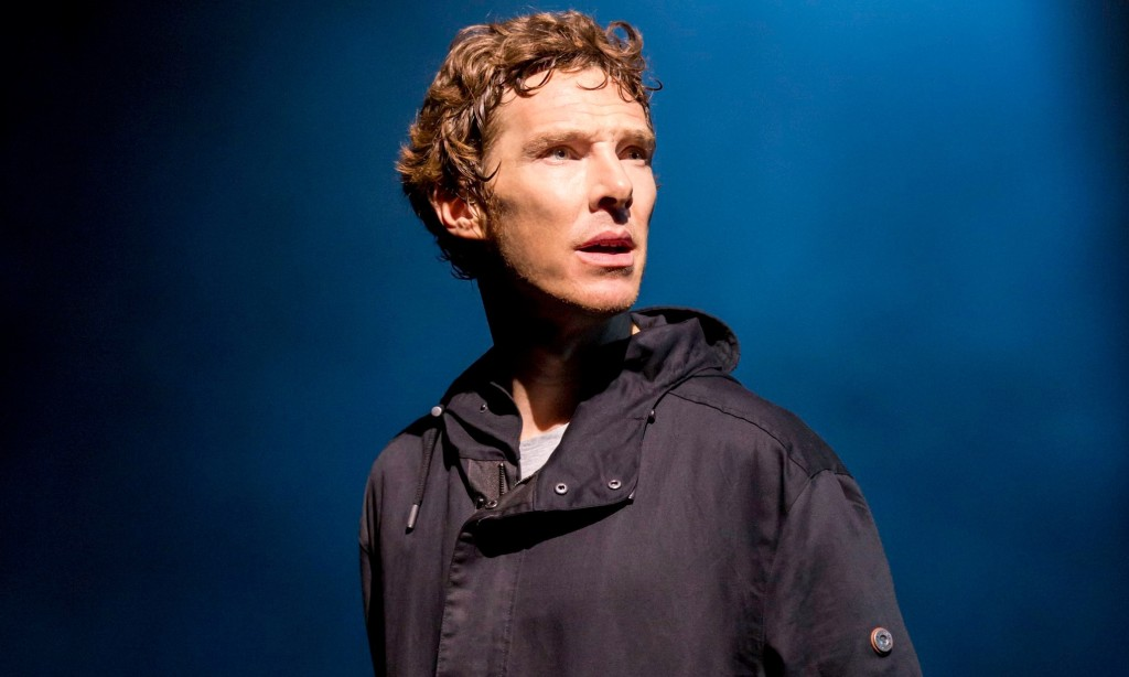 Undated handout photo of Benedict Cumberbatch as Hamlet in the production of Hamlet at the Barbican centre, London. PRESS ASSOCIATION Photo. Issue date: Tuesday August 4, 2015. Photo credit should read: Johan Persson/PA Wire NOTE TO EDITORS: This handout photo may only be used in for editorial reporting purposes for the contemporaneous illustration of events, things or the people in the image or facts mentioned in the caption. Reuse of the picture may require further permission from the copyright holder.