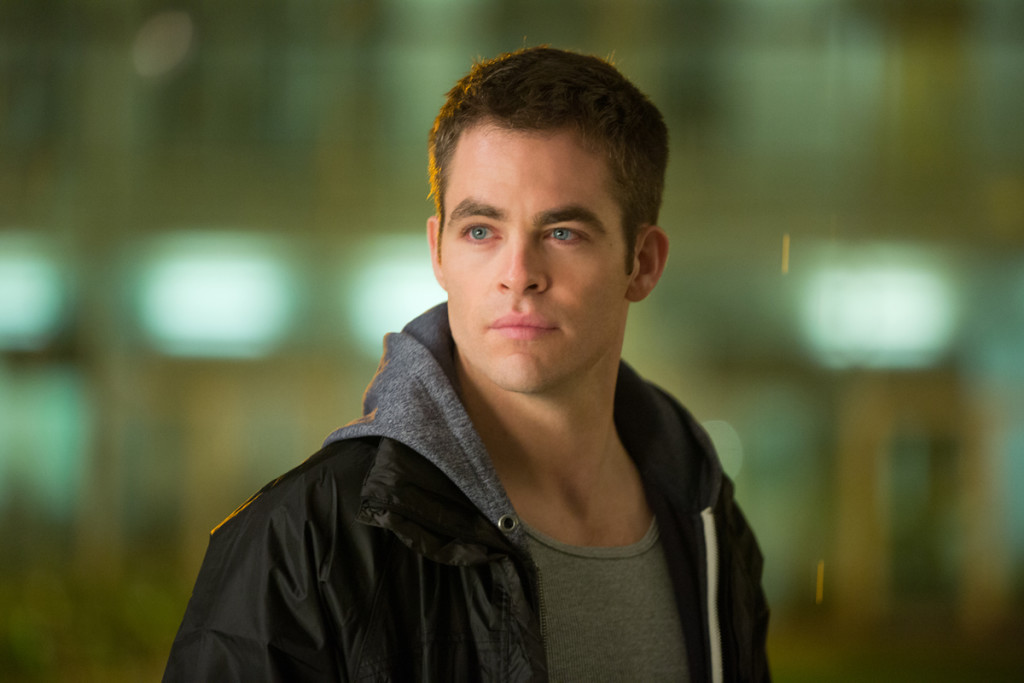 Chris Pine is Jack Ryan in JACK RYAN: SHADOW RECRUIT, from Paramount Pictures and Skydance Productions. JR-07378R