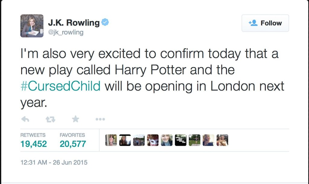 j-k-rowling-announces-harry-potter-and-the-cursed-child-a-new-play-477101