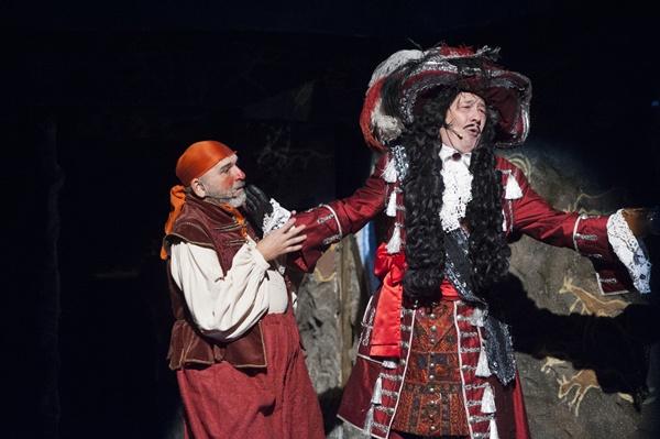Premiera PiotruΠPan 12.12.2015 teatr buffo