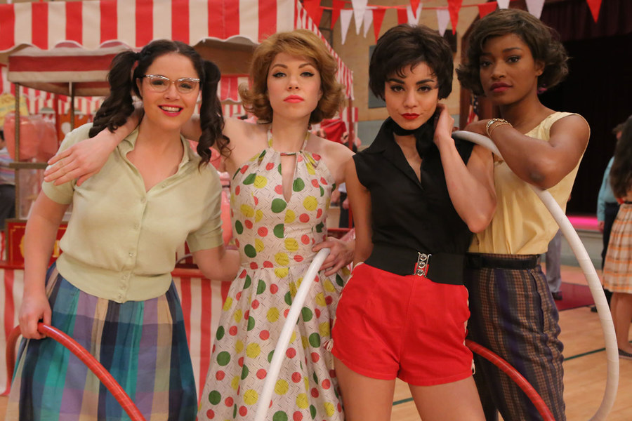 kether-donohue-grease-live-group