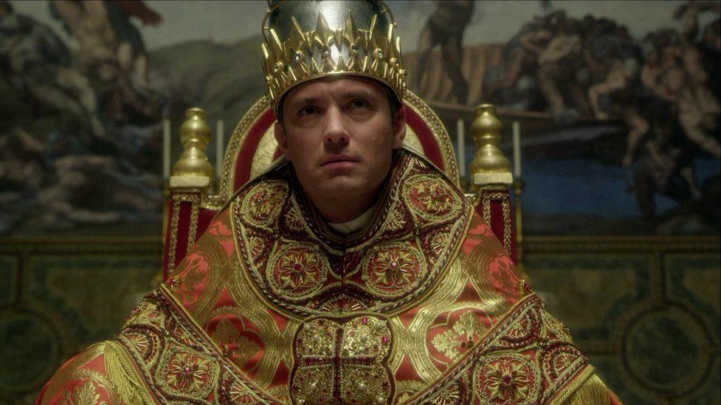 Jude Law jest niewątpliwie doskonale obsadzony w rol i głównej