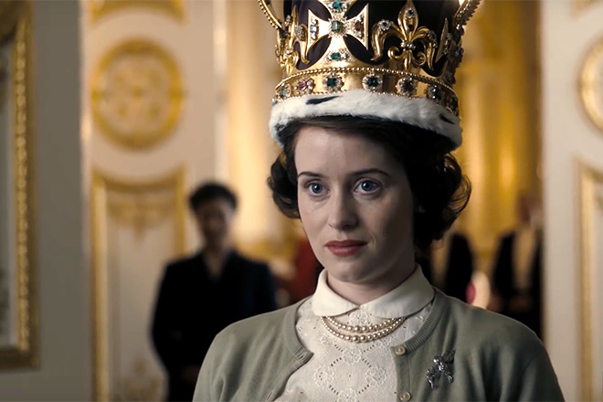 Serial to fantazja o młodej, zlęknionej ale zaciętej władczyni która nie pragnie korony